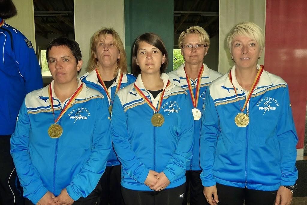 Damen Landesmeisterschaft 3.Platz