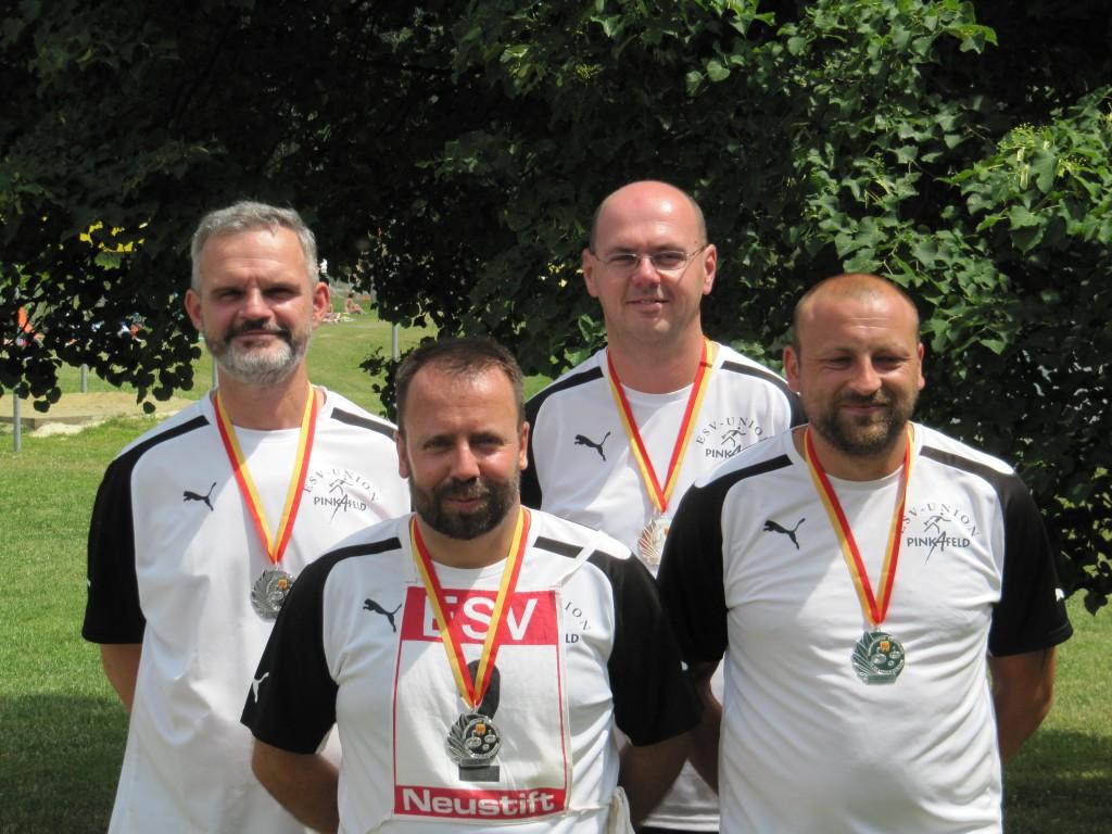 Oberliga 2.Platz 2015
